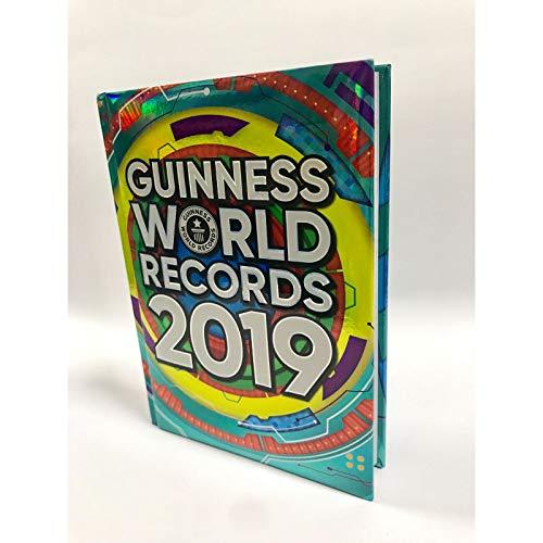 Diario scuola Guinness World Records 2019 14x20 cm