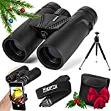 Binoculars 10x42 | Compact and Lightweight | Best for Adults, Bird Watching,...