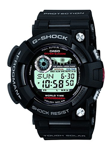 Casio Frogman G-Shock Tough Solar...