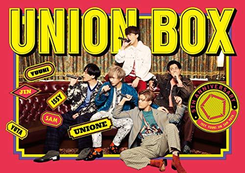 UNION BOX (完全生産限定盤) (DVD付) (特典なし)
