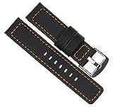 22mm MARATAC Elite Series Black PVC Rubber...