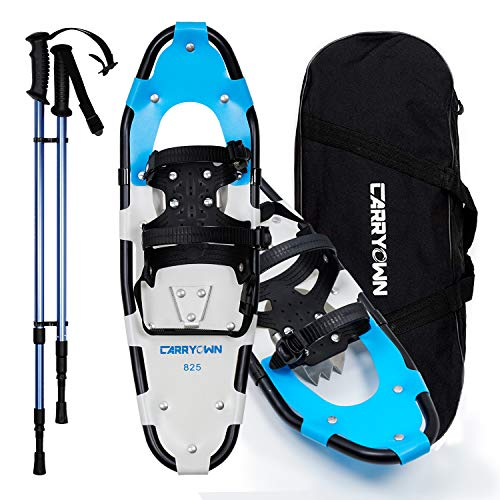 Carryown Xtreme Light Weight Snowshoes Set