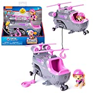 Children License Theme: Paw Patrol And again, the little heroes of the Paw Patrol set off on new adventures in Adventure Bay. This time with their ultimate rescue vehicles, which are available in a large, medium and small version. In these mid-range ...