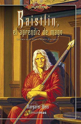 Raistlin El aprendiz de mago nº1/4: La Forja de un Túnica Negra. Volumen 1 (Dragonlance)