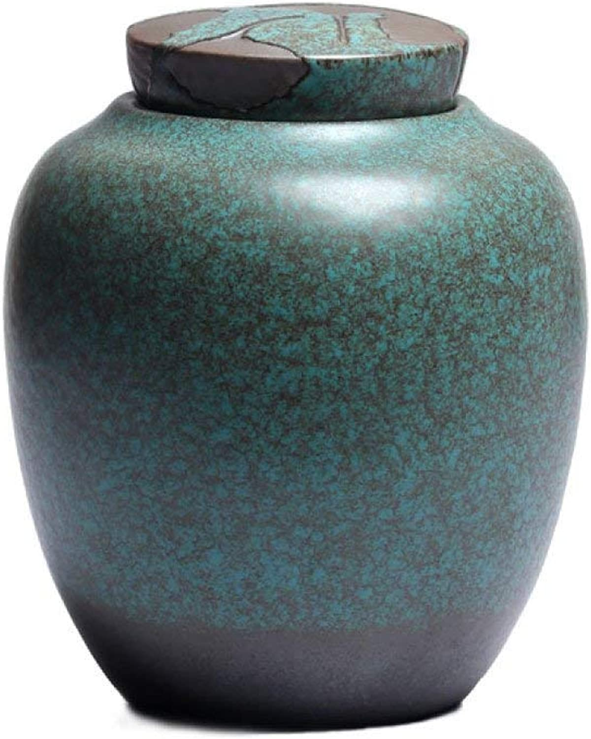 Cremation Urn for Human Ashes Adults and Keepsake Urns  Display Burial Urns at Home Or in Niche at Columbarium16  19cm
