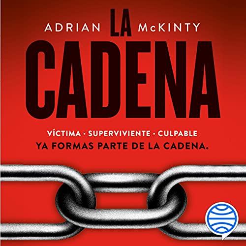 Diseño de la portada del título La Cadena