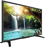 Sceptre 32' LED TV 720P Machine Black