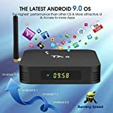 Profitech Communication® TX6 Allwinner H6 TV Box (4GB RAM 64GB ROM) with Android