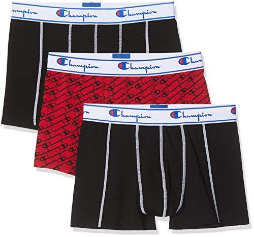 Champion heren boxershorts Boxer Coton Mix X3