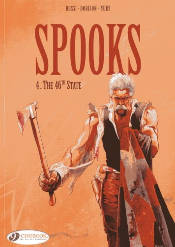 Spooks - tome 4 The 46th State (04)
