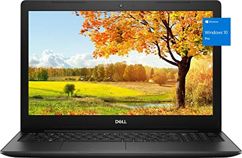 "2021 Newest Dell Inspiron 15.6"" HD Business Laptop, Intel 4205U, 16GB RAM, 512GB PCIe SSD, Webcam, WiFi, Bluetooth, Win10 Pro, Black"