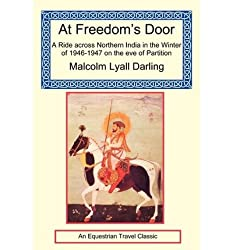 At Freedom\'s Door - A Ride Across Northern India in the Winter of 1946-47 on the Eve of Partition (Paperback) - Common