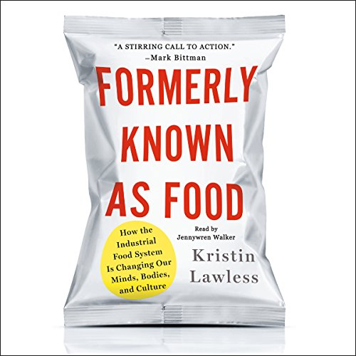 Formerly Known as Food audiobook cover art
