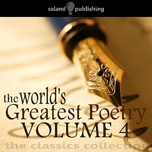 The World's Greatest Poetry Volume 4 cover art