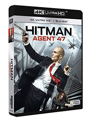 Hitman: Agent 47 (Blu-Ray 4K UltraHD + Blu-Ray)