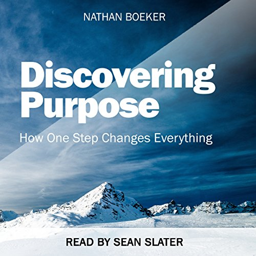 Discovering Purpose audiobook cover art