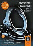 Cinquante nuances plus claires - Livre audio 2 CD MP3 - Audiolib - 20/03/2013