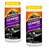 Armor All Cleaning Wipes (25 ct) - 2 Pack