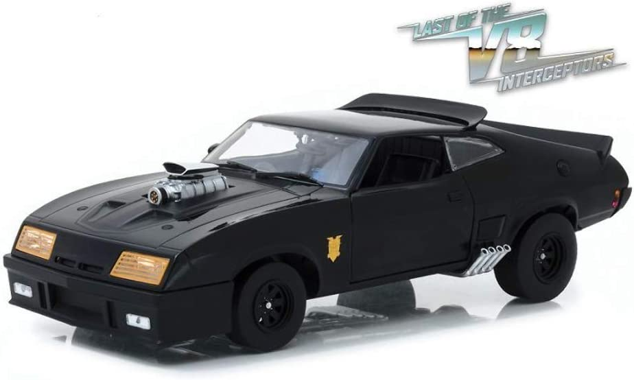 Greenlight 12996 1:18 Scale Last of 1979 1 The We OFFer at cheap Low price prices V8 Interceptors
