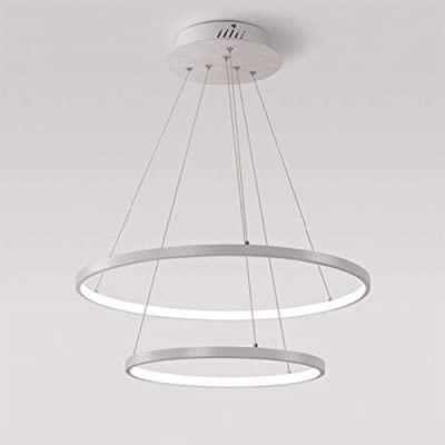 LED Hängeleuchte Pendelleuchte WI120LED-Anthrazit Deckenlampe 120cm verstellbar