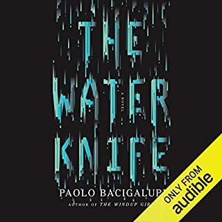 The Water Knife cover art