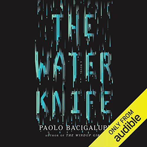 The Water Knife Titelbild