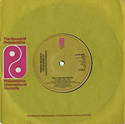 Harold Melvin And The Blue Notes - Don't Leave Me This Way - Philadelphia International Records