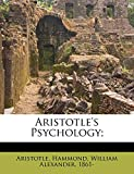 Aristotle's Psychology;