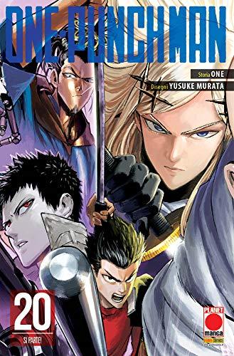 One-Punch Man N° 20 - Variant - Planet Manga