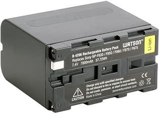 Watson NP-F975 Lithium-Ion Battery Pack (7.4V, 7800mAh)