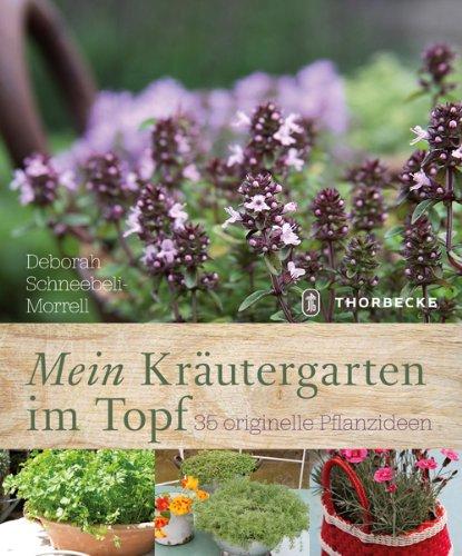 Mein Kräutergarten im Topf: 35 originelle Pflanzideen