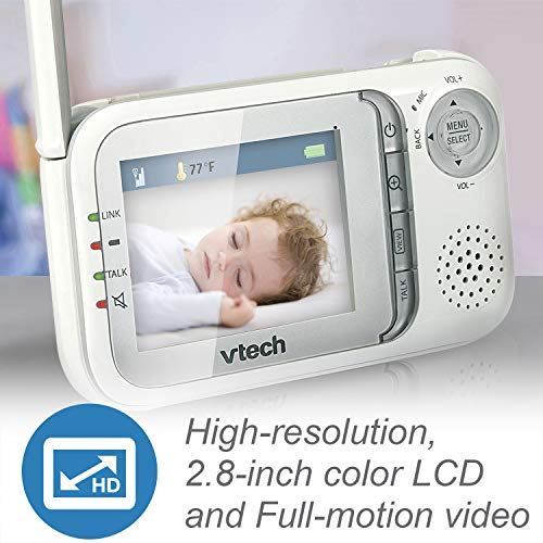 Best 2000 ft Range Baby Monitors With Longest Range 2021