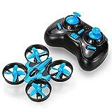 JJRC Unisex Boys (H36) Mini Quadcopter Drone for Beginner Blue