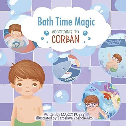 Bath Time Magic