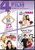 27 Dresses / Bride Wars / What Happens in Vegas / What's Your Number