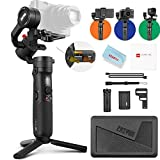Zhiyun Crane-M2 (Crane M Upgraded Version) Handheld 3-Axis Gimbal Stabilizer Compatible with...