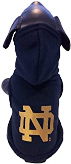All Star Dogs NCAA Notre Dame Fighting Irish Polar Fleece Hooded Dog Sweatshirt