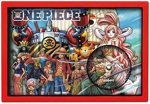 mejor opcion ONEPIECE 3D situations clock Fishman Island Battle Battle Battle rojo (japan import)  ventas al por mayor