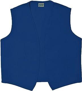 Need Aprons, Inc. Style A740NP No Pocket Unisex Uniform Vest