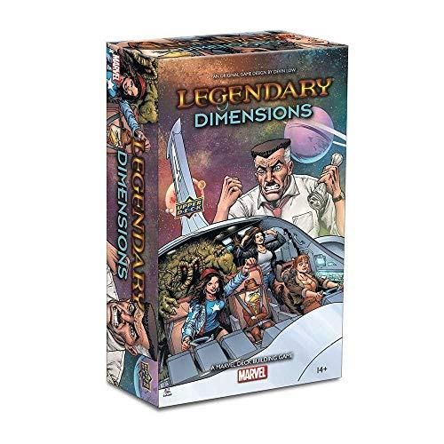 Legendary: A Marvel Deck Building Game: Dimensions