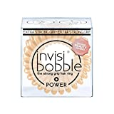 invisibobble Power To Be Or Nude To Be, 3 unidades