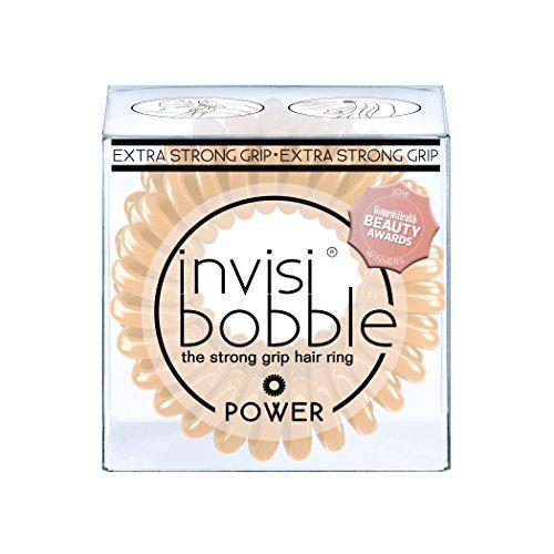 Invisibobble Power - Elastico per capelli, 1 confezione da 3 pezzi