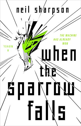 When the Sparrow Falls by [Neil Sharpson]