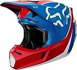 V3 Kila Helmet, ECE FOX Blue/Red