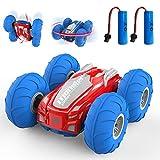 EACHINE EC71 Ferngesteuertes Auto RC Stunt Auto Doppelseitige 40 Min. Fahrzeit 360Flip Mini Buggy Offroad Drinnen und Drauen Spielzeugauto Geschenke fr Kinder Jungen Mdchen