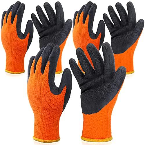 3 Pairs Heat Resistant Gloves for Heat Transfer Printing 3D Vaccum Heat Transfer Machine Gloves Work...