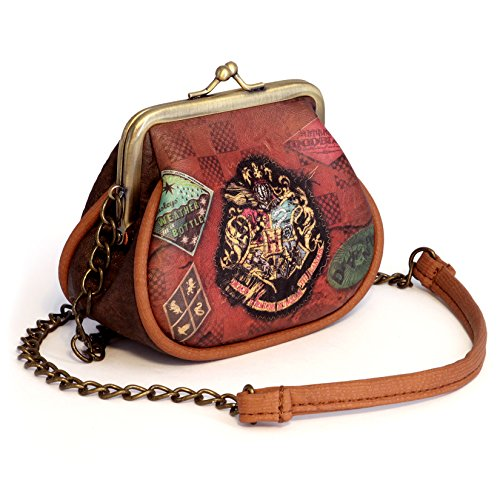 Harry Potter Railway-Bolso Retro Cadena
