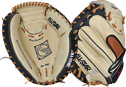 Allstar Youth 31 1/5,1 cm Baseball Catcher 's Mitt, dunkelgrün