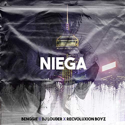 Benggie, DJ Louder & Recvoluxion Boyz