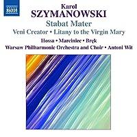 Stabat Mater/ Veni Creator / Litany to Virgin Mary